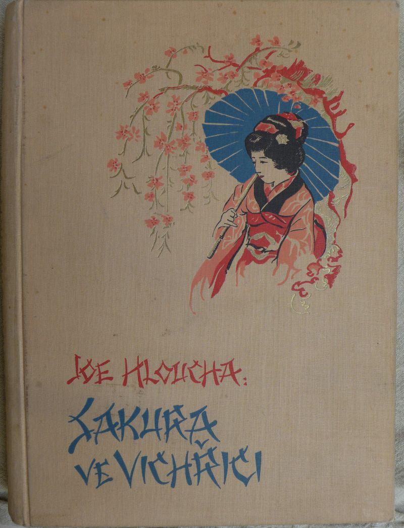 Joe Hloucha - Sakura ve vichřici