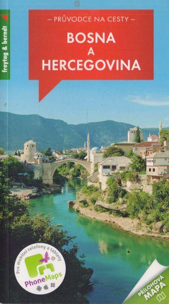 kolektiv autorů - Průvodce na cesty. Bosna a Hercegovina