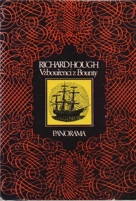 Richard Hough - Vzbouřenci z Bounty