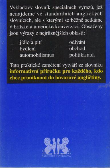 Jiří Svoboda - Slovník britské a americké angličtiny