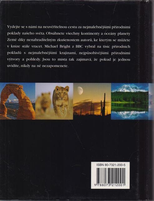 Michael Bright - 1000 zázraků přírody, které musíte vidět