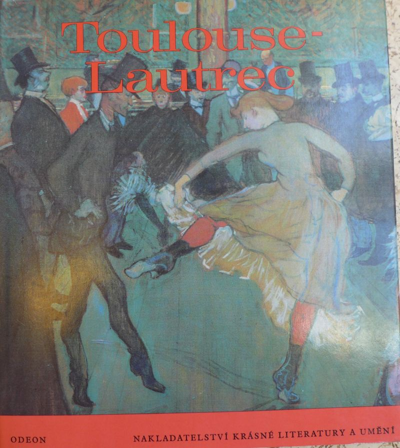 Denys Sutton - Toulouse-Lautrec