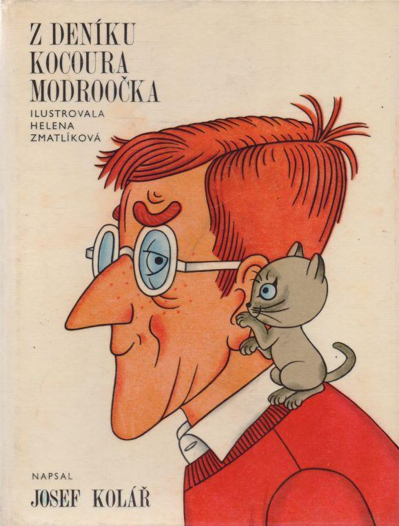 Josef Kolář - Z deníku kocoura Modroočka