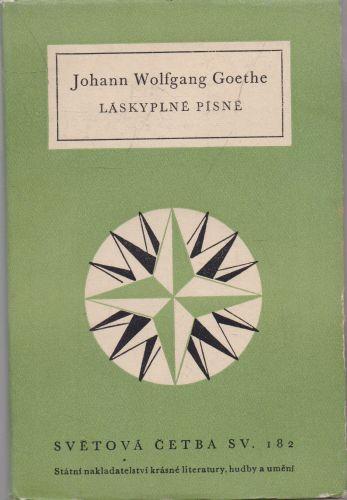 J.W. Goethe - Láskyplné písně