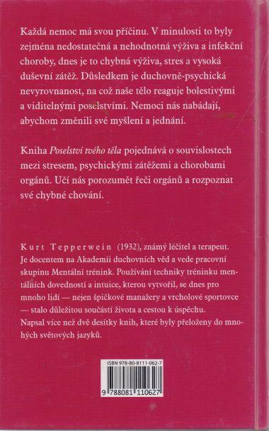 Kurt Tepperwein - Poselství tvého těla