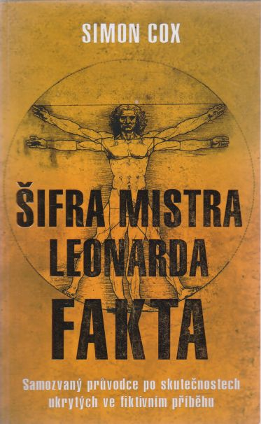 Simon Cox - Šifra mistra Leonarda - fakta