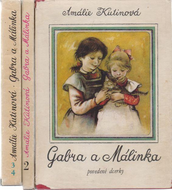 Amálie Kutinová - Gabra a Málinka 1-4