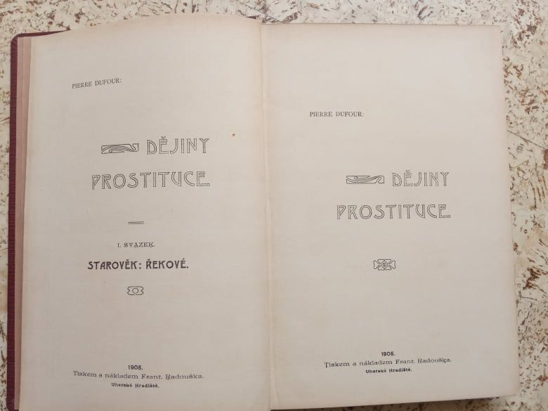 Pierre Dufour - Dějiny prostituce I-VI.