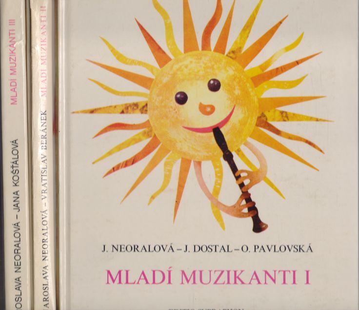 J. Neoralová a kol. - Mladí muzikanti I+II+III