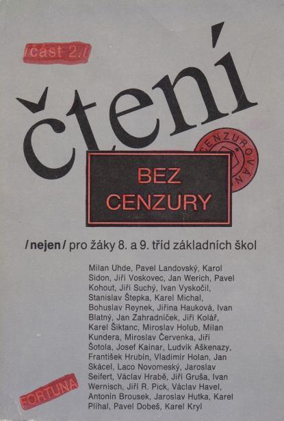 Dana Zemanová - Čtení bez cenzury 2.