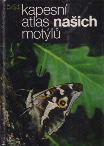 Rudolf Hrabák - Kapesní atlas našich motýlů