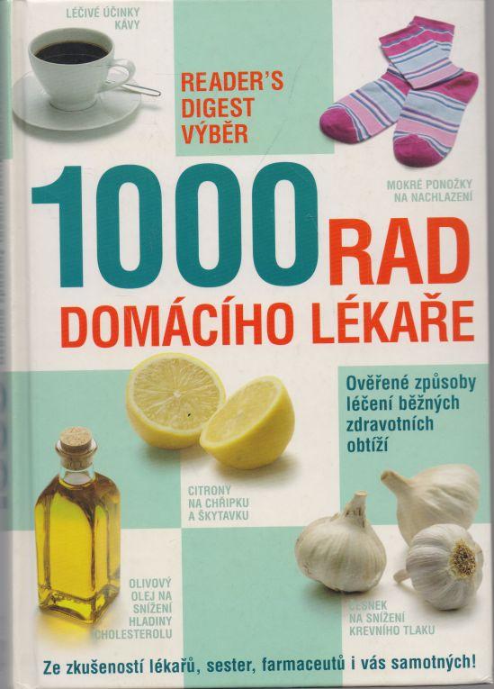 - 1000 rad domácího lékaře