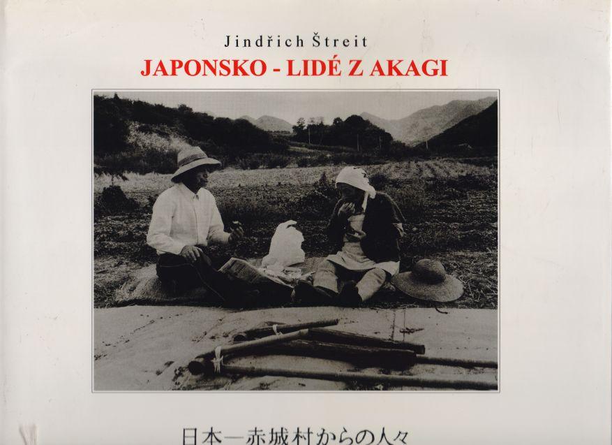 Jindřich Štreit - Japonsko - lidé z Akagi