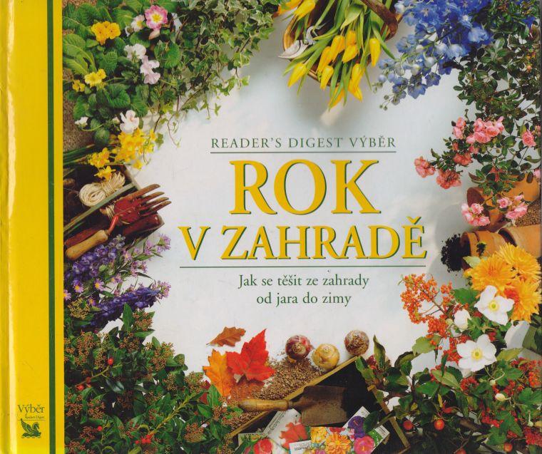 kolektiv autorů - Rok v zahradě