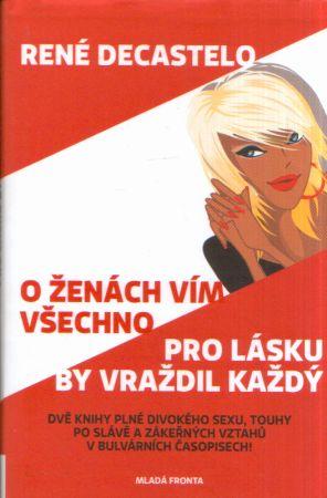René Decastelo - O ženách vím všechno, Pro lásku by vraždil každý