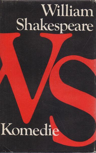 William Shakespeare - Komedie