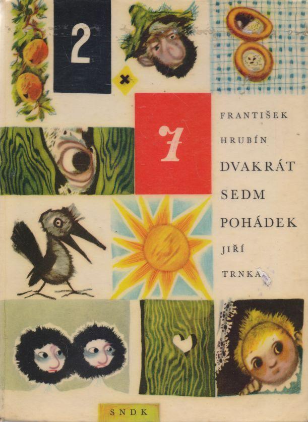 František Hrubín - Dvakrát sedm pohádek