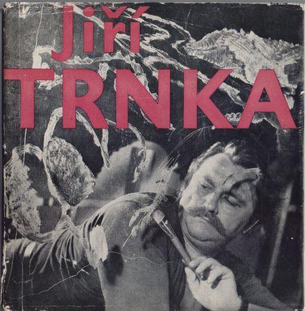 Jaroslav Boček - Jiří Trnka. Historie díla a jeho tvůrce.