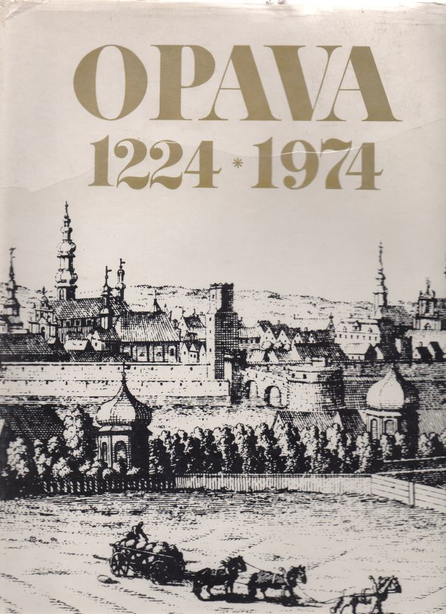 Jan Žídek, Arnošt Pustka - Opava 1224 - 1974