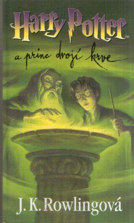 Rowlingová - harry potter a princ dvojí krve