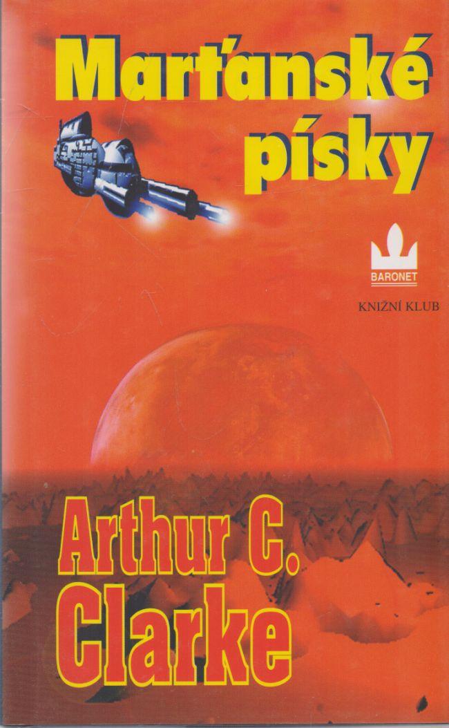 Arthur C. Clarke - Marťanské písky