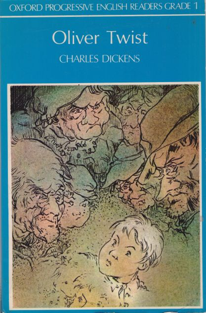 Charles Dickens - Oliver Twist - anglicky