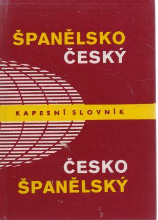 Libuše Prokopová - španělsko-český, česko-španělský kapesní slovník