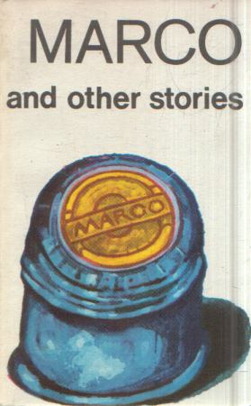 Elisabeth Laird - Marco and other stories