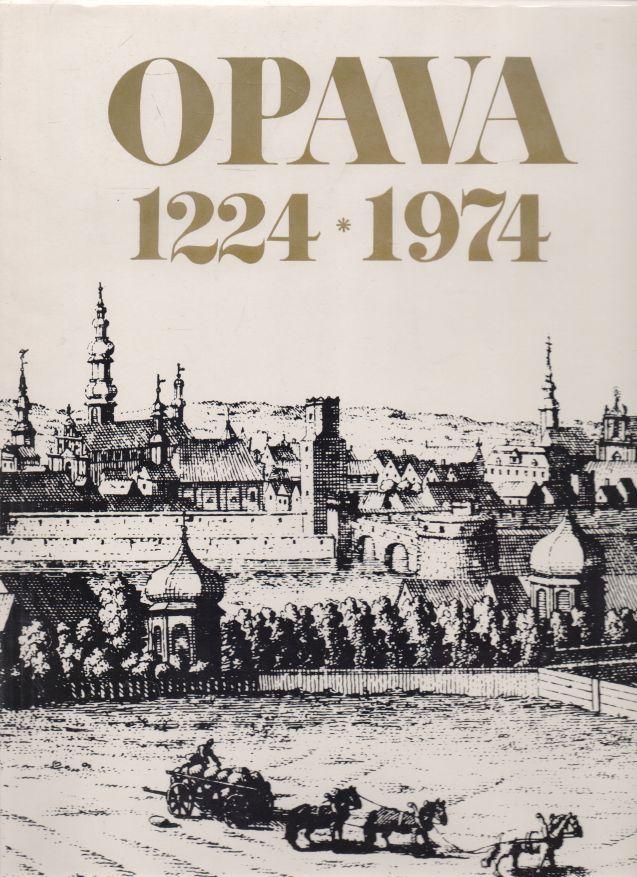 Arnošt Pustka, Jan Žídek - Opava 1224 - 1974
