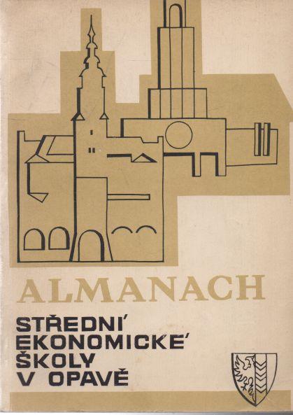 - Almanach Střední ekonomické školy v Opavě