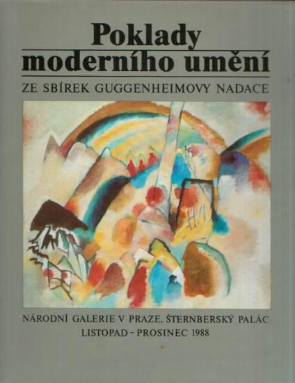 - Poklady moderního umění ze sbírek Guggenheimovy nadace