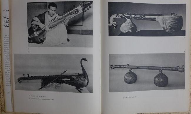 A. Buchner - Hudební nástroje národů