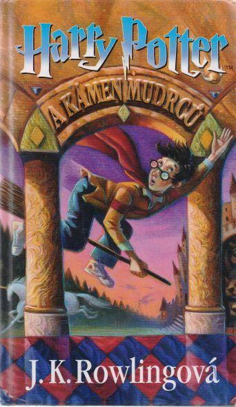 J.K. Rowlingová - Harry Potter a kámen mudrců