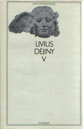 Livius - Dějiny V