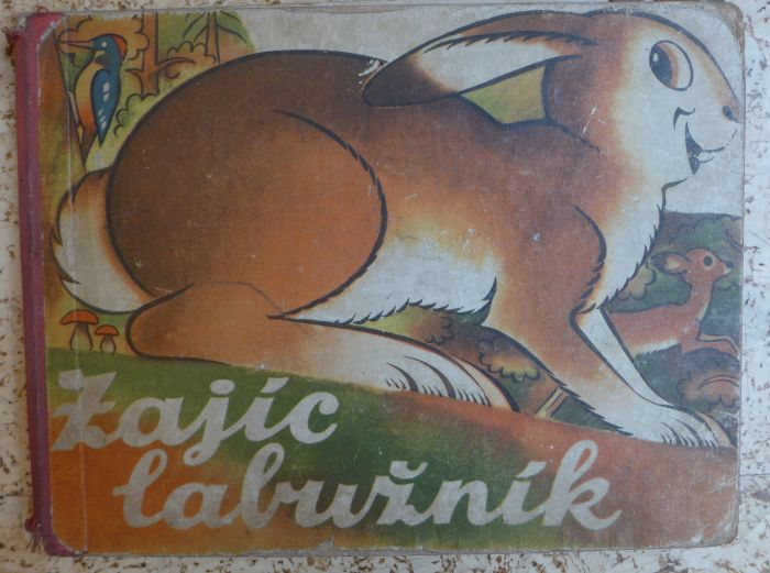 J.Z. Novák - Zajíc labužník