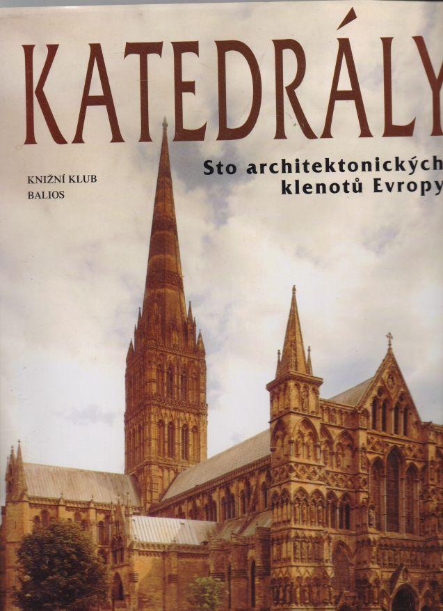 kolektiv autorů - Katedrály