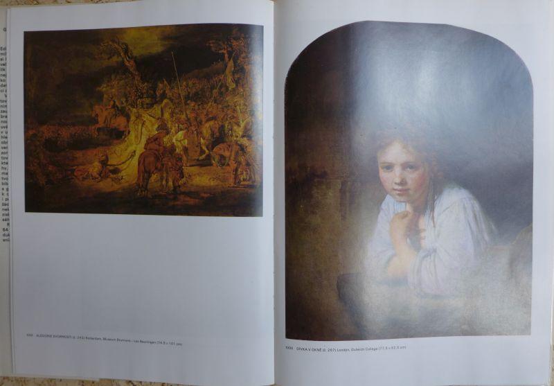 Giovanni Arpino. Paolo Lecaldano. - Rembrandt