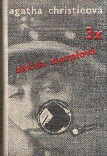 Agatha Christieová - 3x slečna Marplová