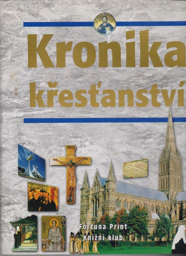 kolektiv autorů - Kronika křesťanství