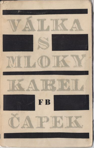 Karel Čapek - Válka s Mloky