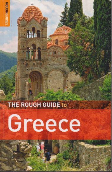 Lanc Chilton a kol. - The Rough Guide to Greece