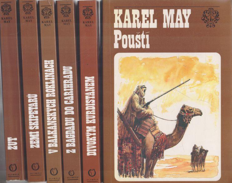 Karel May - Ve stínu pádišáha