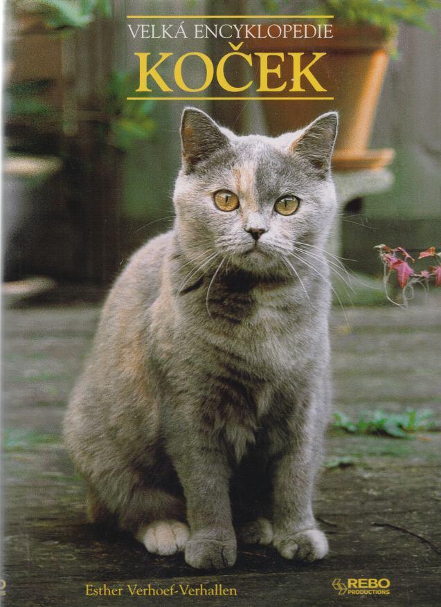 Esther Verhoef-Verhallen - Velká encyklopedie koček