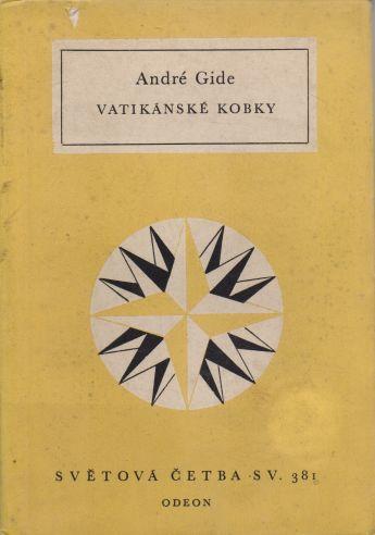 André Gide - Vatikánské kobky