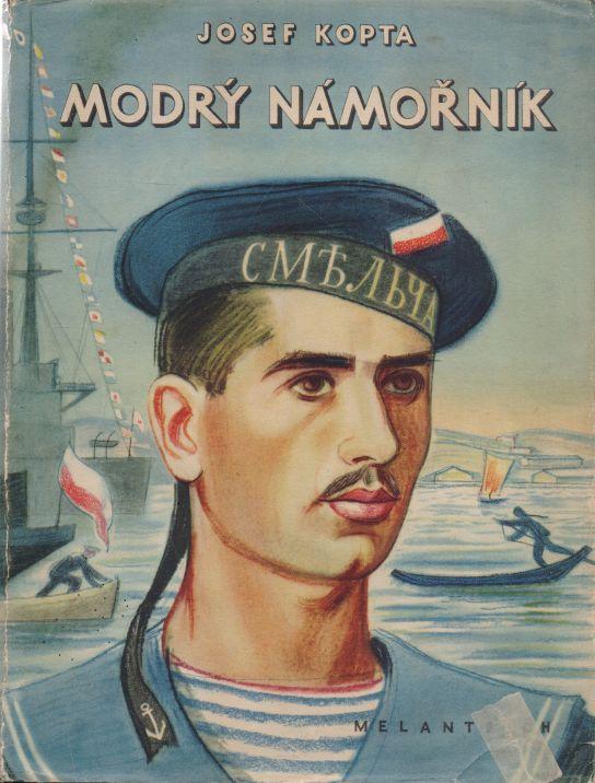Josef Kopta - Modrý námořník
