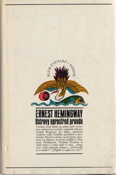Ernest Hemingway - Ostrovy uprostřed proudu