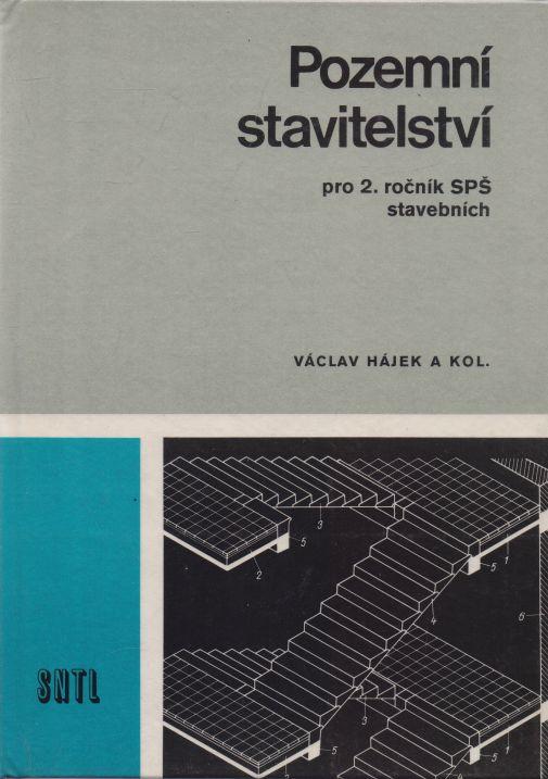 Václav Hájek a kol. - Pozemní stavitelství 2