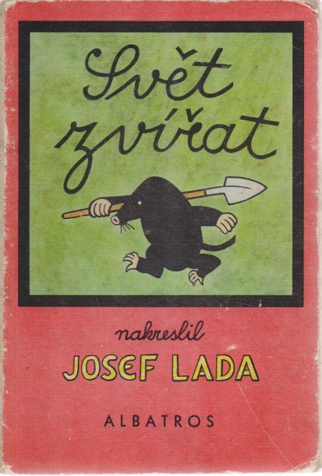 Josef Lada - Svět zvířat
