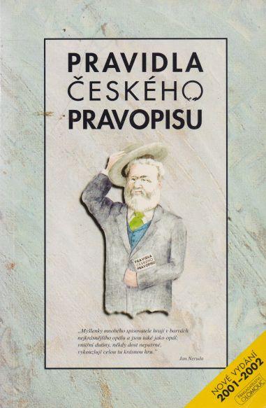 - Pravidla českého pravopisu