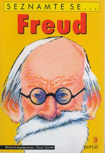 Richard Appignanesi, Oscar Zarate - Seznamte se...Freud